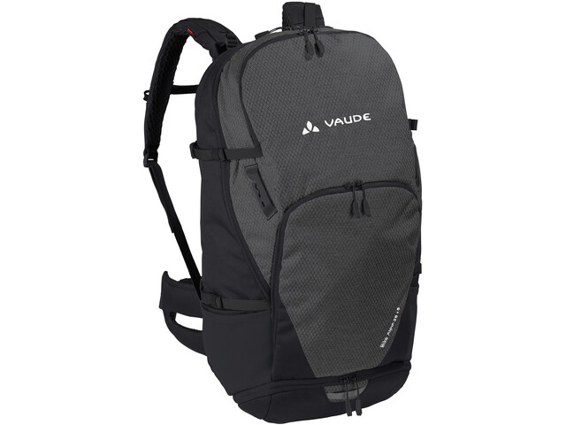 VAUDE Bike Alpin 25+5 Rygsæk, black